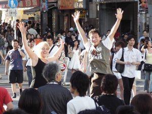 Shibuya Crossing, Tokyo, 2010