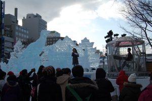 Sapporo Snow Festival, 2011