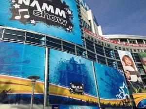 NAMM Trade Show, Anaheim 2011